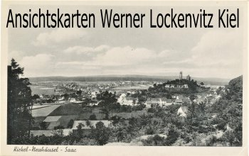 Ansichtskarte Kirkel-Neuhäusel Saar Ortsansicht