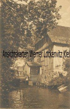 Ansichtskarte Holm-Seppensen Mühle Wassermühle