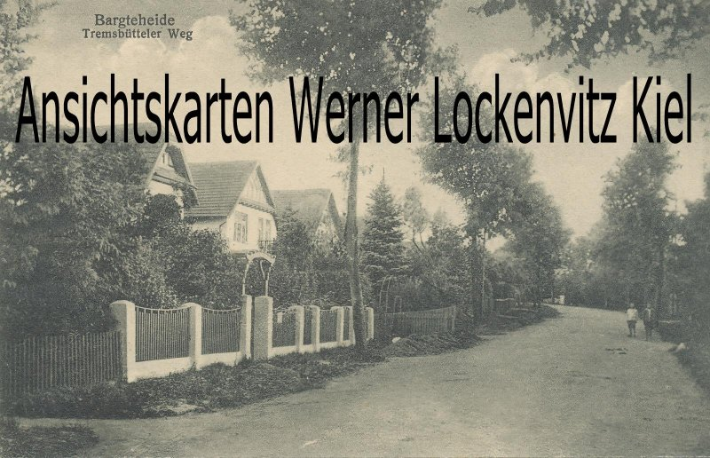 Ansichtskarte Bargteheide Tremsbütteler Weg