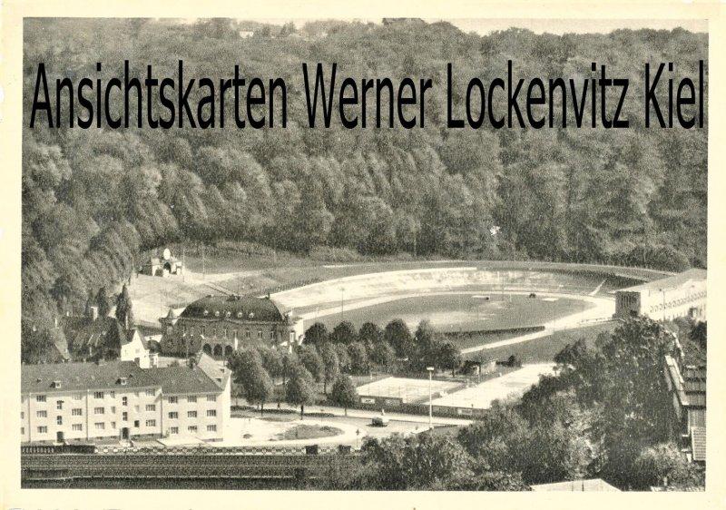 Ansichtskarte Wuppertal-Elberfeld Das Stadion