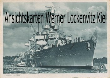 Kreuzer Leipzig Ansichtskarte