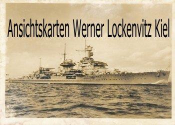 Ansichtskarte Leichter Kreuzer Nürnberg