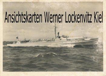 Ansichtskarte Kriegsmarine Schnellboot