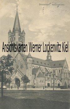 Ansichtskarte Düsseldorf Antoniuskirche