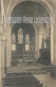 Ansichtskarte Konstanz am Bodensee Münster Innenansicht