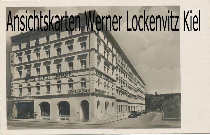 Ansichtskarte München Hotel Schottenhamel