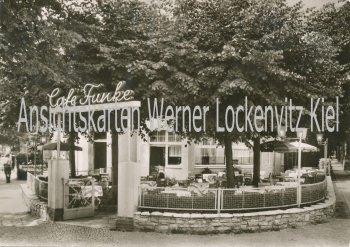 Ansichtskarte Berlin-Zehlendorf Cafe Funke