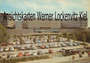 Ansichtskarte Berlin Klinikum der Freien Universität