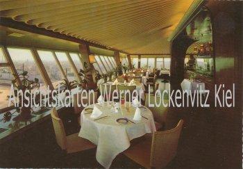 Ansichtskarte Berlin Funkturm-Restaurant
