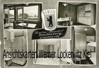 Ansichtskarte Lindenberg im Allgäu Familien-Feriendorf Nadenberg
