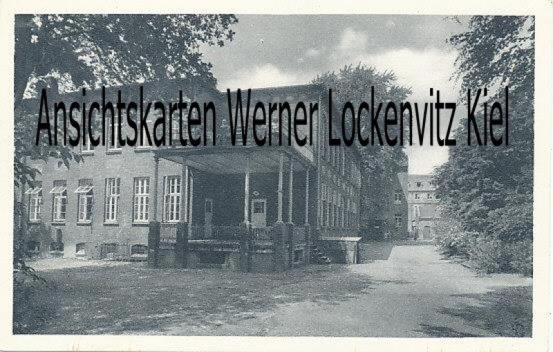 Ansichtskarte Schalksmühle Schalksmühle im Sauerland Pfleglingsheim guter Hirte mit Blick auf Hohen Wimpel