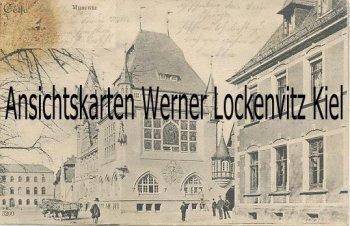 Ansichtskarte Celle Museum