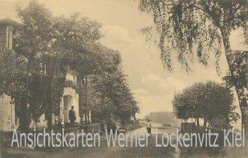 Ansichtskarte Salzhemmendorf-Osterwald Hotel zum Fichtenwirt Bes. Herm. Brand