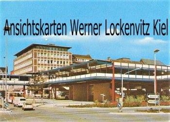 Ansichtskarte Kiel ZOB
