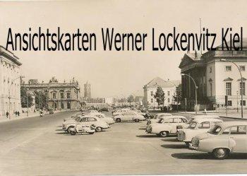 Ansichtskarte Unter den Linden in Berlin
