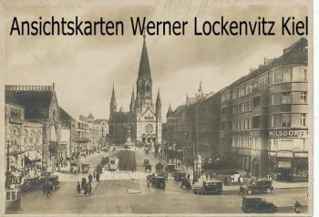 Ansichtskarte Hardenbergstraße in Berlin-Charlottenburg