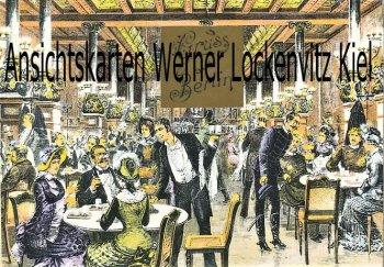 Gruss aus Berlin kleines Buch mit 65 Postkartenabbildungen