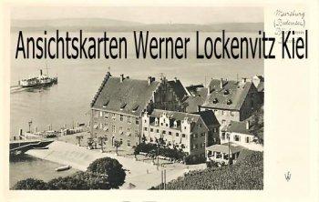 Ansichtskarte Meersburg Blick vom Känzle