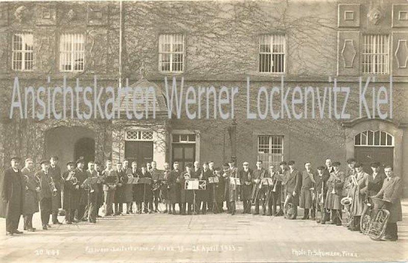 Ansichtskarte Pirna Posaunen-Leiterkursus 1933 Fotokarte