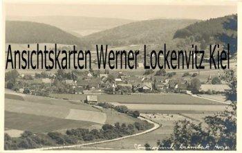 Ansichtskarte Ortsansicht von Wahmbeck bei Bodenfelde
