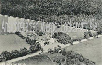 Ansichtskarte Jesteburg-Itzenbüttel Gasthof zum grünen Jäger Inh. Alfred Keller mit Landpoststempel