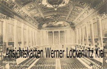 Ansichtskarte Wiesbaden Das neue Kurhaus Der grosse Konzertsaal