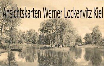 Ansichtskarte Finow Mark Schwanenteich Eberswalde