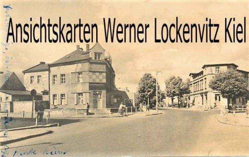 Ansichtskarte Finow Mark Am Stern Eberswalde