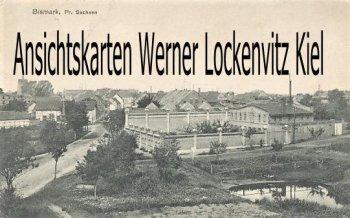 Ansichtskarte Bismark Altmark Ortsansicht