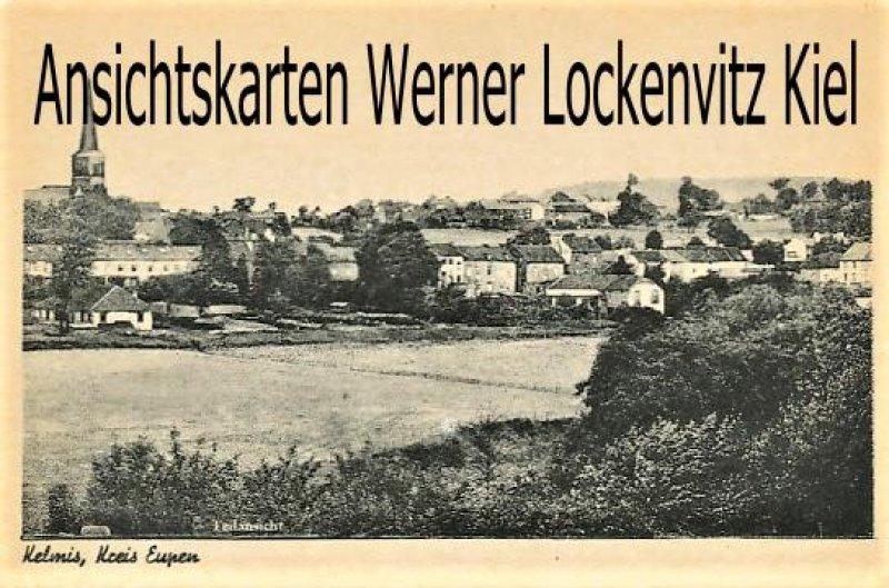 Ansichtskarte Belgien Kelmis Ortsansicht Wallonien Lüttich