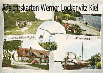 Ansichtskarte Stapel Süderstapel Ortsansichten