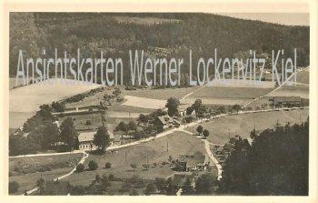 Ansichtskarte Zittauer Gebirge Kurort Jonsdorf Genesungsheim und Gaststätte Schweizertal