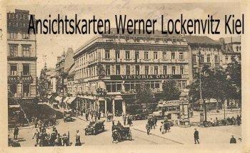 Ansichtskarte Berlin Victoria Cafe Bes. Kurt Hofmann