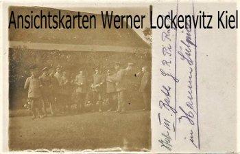 Ansichtskarte Soldaten Fotokarte
