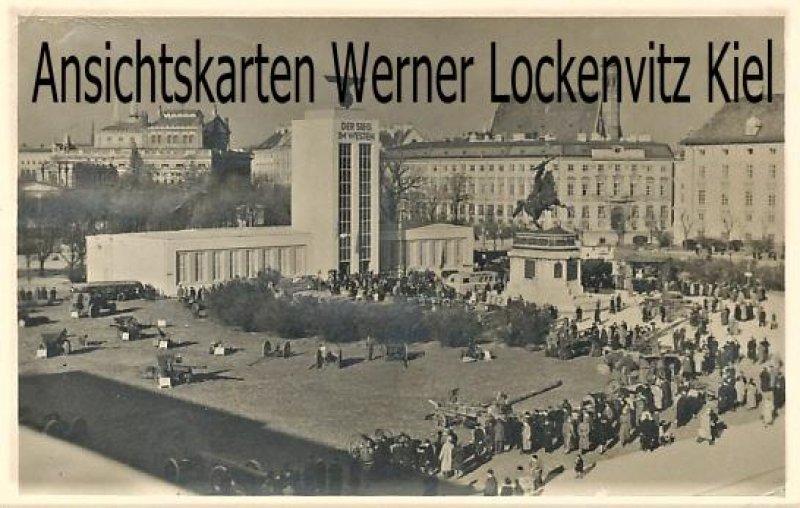 Ansichtskarte Österreich Wien Ausstellung Veranstaltung Der Sieg im Westen