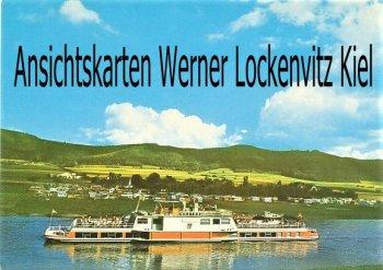 Ansichtskarte FMS Höxter Oberweser-Dampfschiffahrt