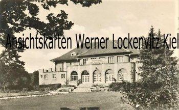 Ansichtskarte Mühlhausen-Pfafferode Landeskrankenhaus Kulturhaus