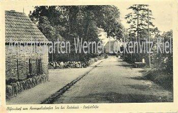 Ansichtskarte Ratekau-Offendorf Dorfstrasse