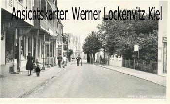Ansichtskarte Wyk auf Föhr Sandwall
