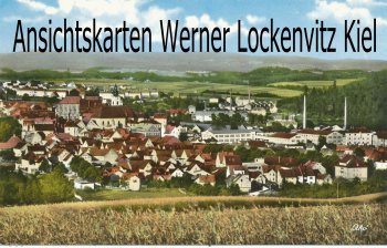Ansichtskarte Neustadt an der Waldnaab Oberpfalz Ortsansicht