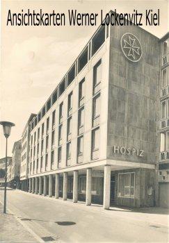 Ansichtskarte Bielefeld Hotel Bielefelder Hospiz