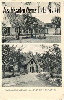 Ansichtskarte Georgsmarienhütte Jugendherberge Kloster Oesede