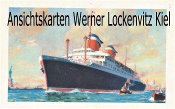 Ansichtskarte USA United States Line Dampfer S. S. America