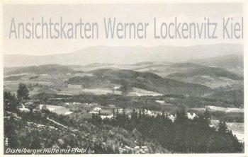 Ansichtskarte Viechtach Distelberger Hütte Bayerischer Wald