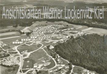 Ansichtskarte Oberndorf Neckar Ortsansicht Luftbild