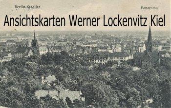 Ansichtskarte Berlin-Steglitz Ortsansicht