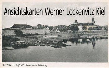 Ansichtskarte Polen Küstrin Cüstrin Kostrzyn nad Odrą Schloß Bastion König