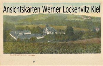 Ansichtskarte Lindlar-Georghausen Ortsansicht