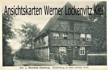 Ansichtskarte Lüneburg Klosterkrug in Lüne