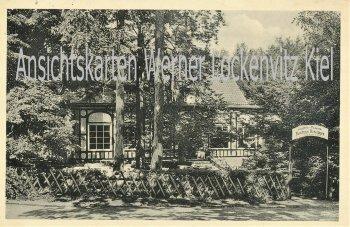 Ansichtskarte Hameln Forsthaus Finkenborn Bes. K. Lücke